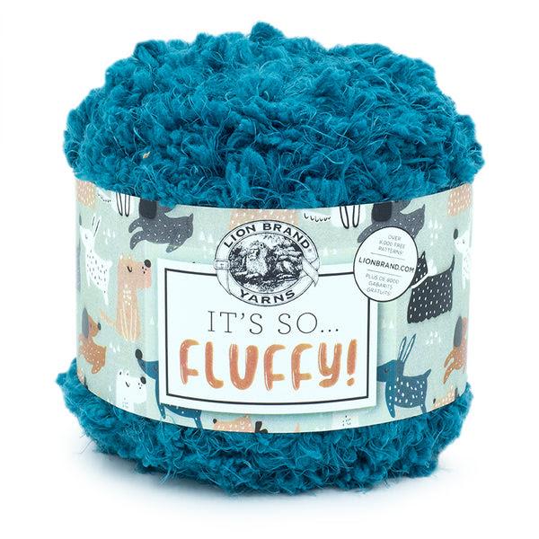 It's So Fluffy Yarn