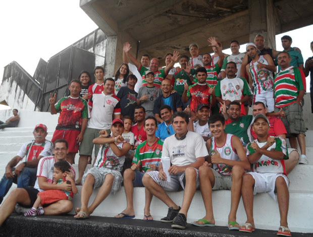 jogo Santa cruz-PE x Santa cruz-RN (Foto: Mariana Kneipp/GLOBOESPORTE.COM)