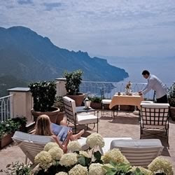 Hotel Caruso - Ravello Italy Hotel, Amalfi Coast, Italy - One more night