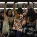 A wave of rapes on public transportation in Rio de Janeiro has led to the creation of women-only cars on trains, but some women say not enough is being done.