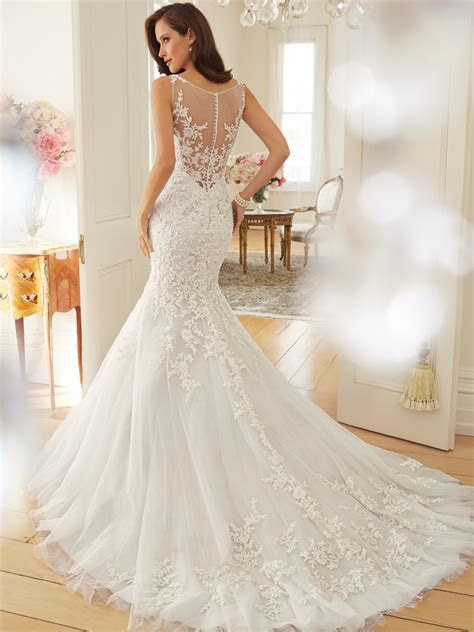 Sophia Tolli Spring 2015 Bridal Collection   fashionsy.com