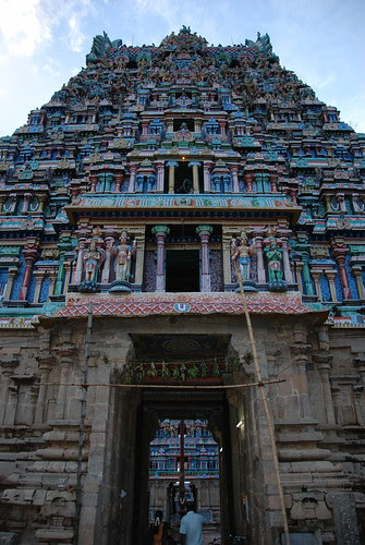 Thirucherai - Runavimochana Lingam, Shrine of Debt Relief