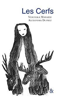 Les cerfs par Veronika Mabardi