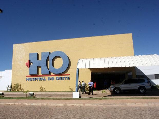 Hospital do Oeste Bahia (Foto: Manu Dias/GOVBA)