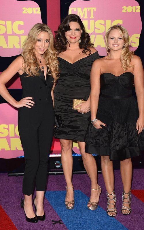 2012 CMT Awards in Nashville, TN - June 6, 2012, Pistol Annies