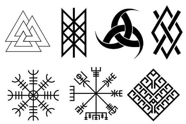 Lo Que No Sabías Sobre Los Símbolos Nórdicos Y Su Significado
