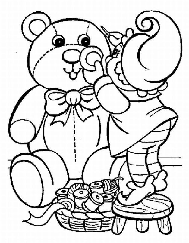 Christmas In July Activities | printable kids coloring pages for christmas