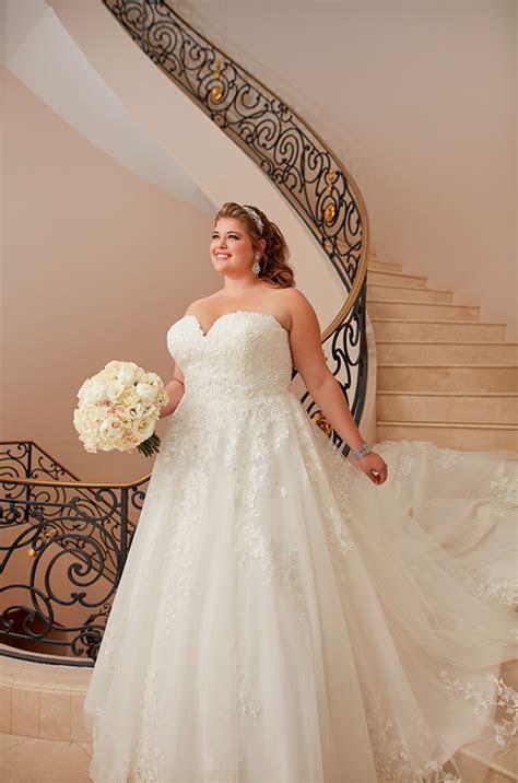 Plus Size Wedding Dresses   Plainfield, IL   White Satin