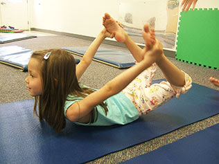 Yoga Poses With Names For Kids