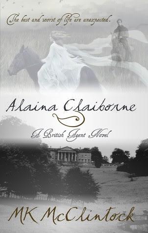 Alaina Claiborne by M.K. McClintock