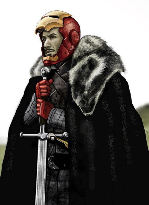 Iron of Thrones