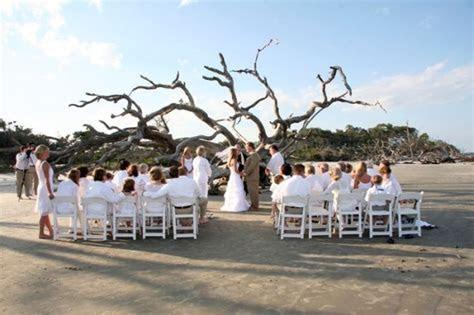 Driftwood Beach Wedding Jekyll Island, GA. www.jekyllclub