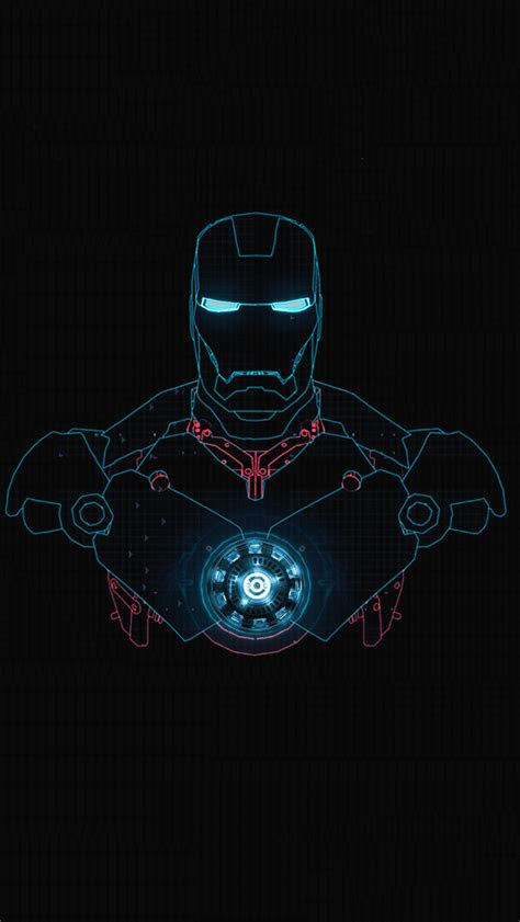 iron man iphone wallpaper mobile styles