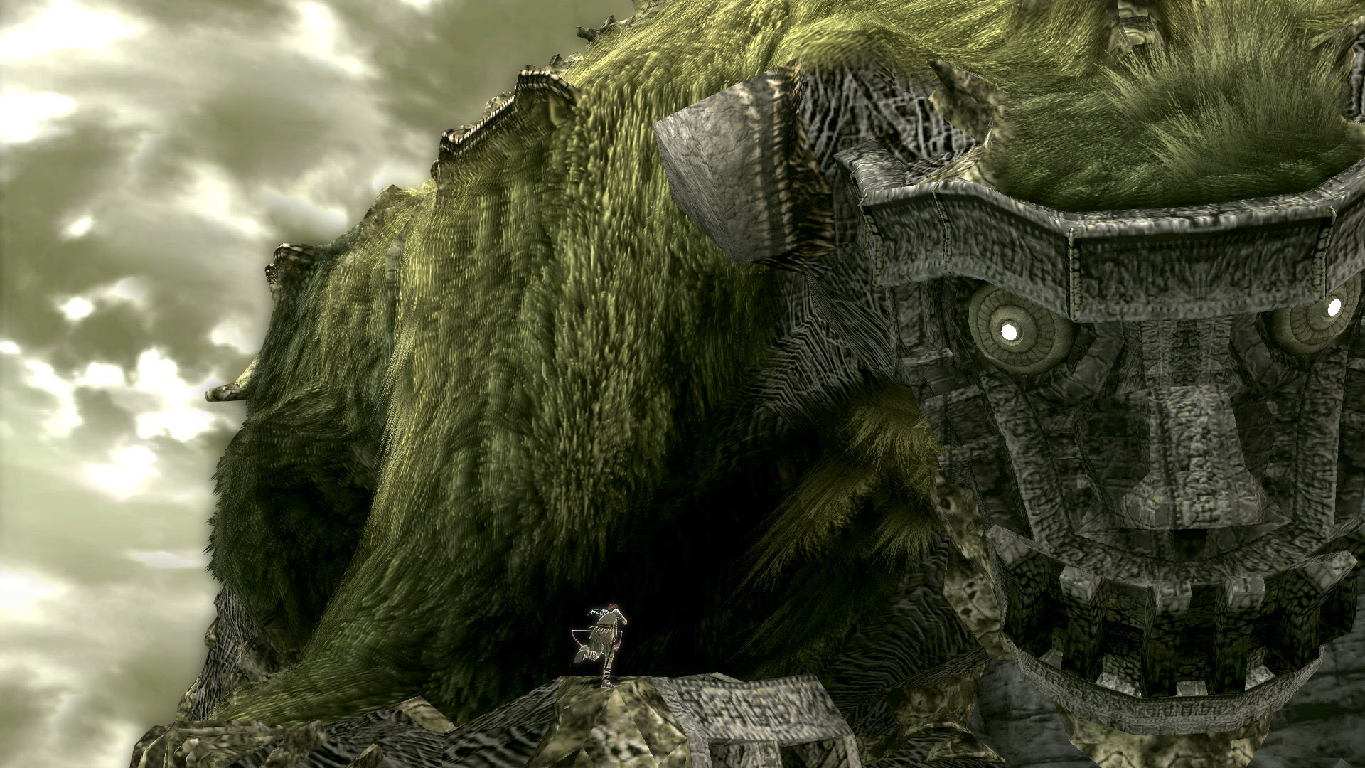 Shadow Of The Colossus Wallpaper 3