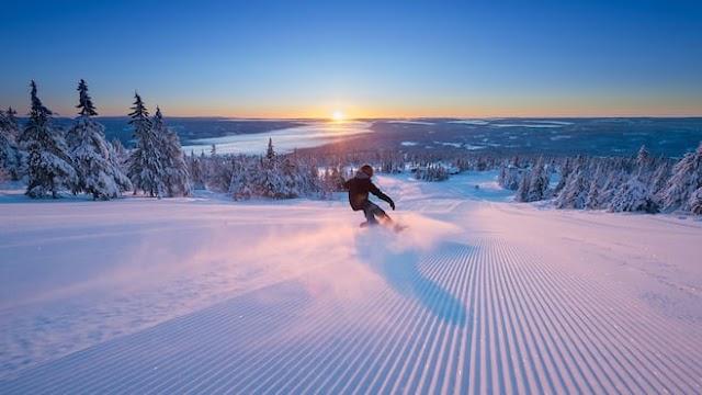Νορβηγία: Έκανε σκι 40 χλμ. για να αποφύγει την καραντίνα αλλά χρειάστηκε βοήθεια