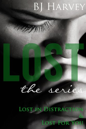 The Lost Series Anthology by BJ Harvey