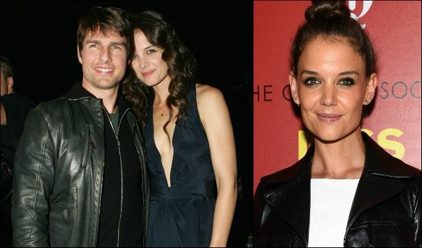 """Katie Holmes, que se casou com Tom Cruise em 2006, disse em 2012, quando pediu o divórcio, que se sentia como uma """"garotinha"""" casada com o ator: """"Eu nem sabia o que era ser sexy"""". Hoje, com agenda de filmagens cheia, a atriz se dedica ao trabalho, a criar a filha que teve com Tom, Suri Cruise, e ainda teve o corpão eleito pela revista 'Fitness' o melhor do ano. (Foto: Getty Images)"""
