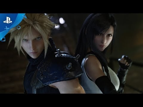 PS5 will be able to support Final Fantasy VII