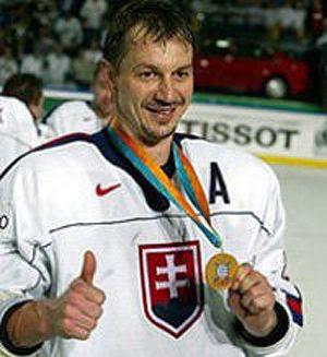 Peter Bondra Slovakia