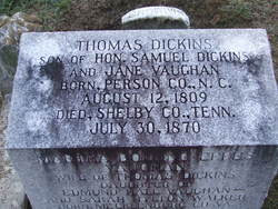 Thomas Dickins