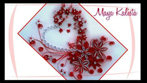 How to make DIY Paper Quilling DESIGNS   Quilling Art