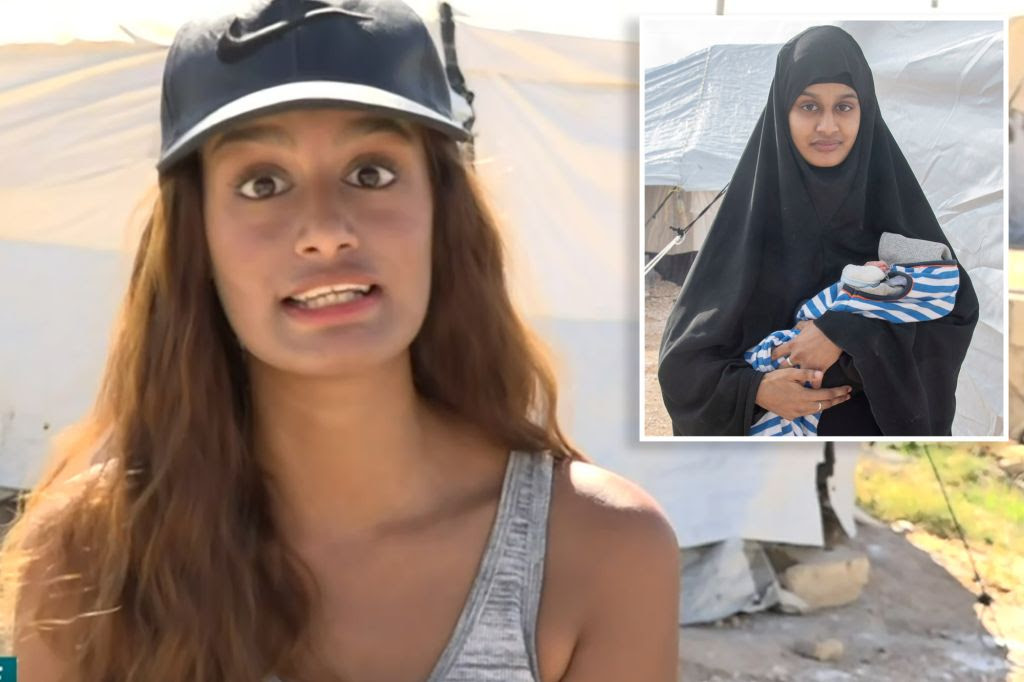 ISIS bride Shamima Begum says she'd 'rather die' than rejoin group