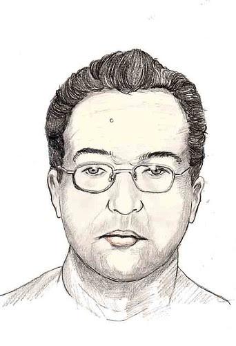 auto-retrato-06-01-2012 by Daniel Vinhas - Desenhos e Rabiscos