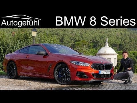 BMW 8-series coupe review