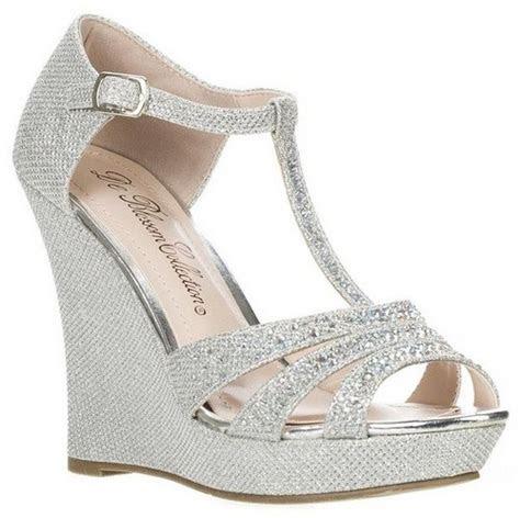 Silver Wedding Shoes   Dream Wedding Ideas