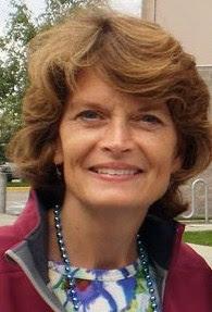 English: Lisa Murkowski, U.S. Senator
