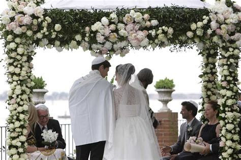 Venice Jewish Weddings Ceremony