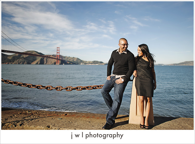 reena_shaun_81 Fort Point Engagement