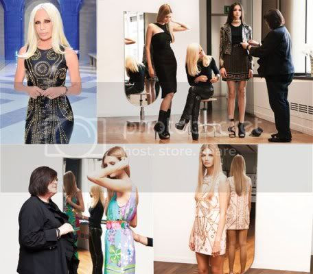 Versace for H&M this November