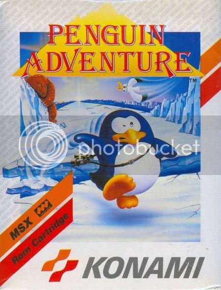 Resultado de imagen de penguin adventure