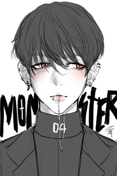 pin  thomas hunter  boys baekhyun fanart anime exo