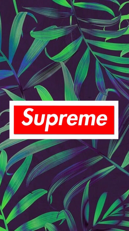 Download Supreme Wallpaper Iphone 5 Gallery