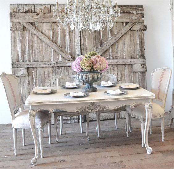 26 Ways To Create A iShabbyi iChici Dining Room Or Area
