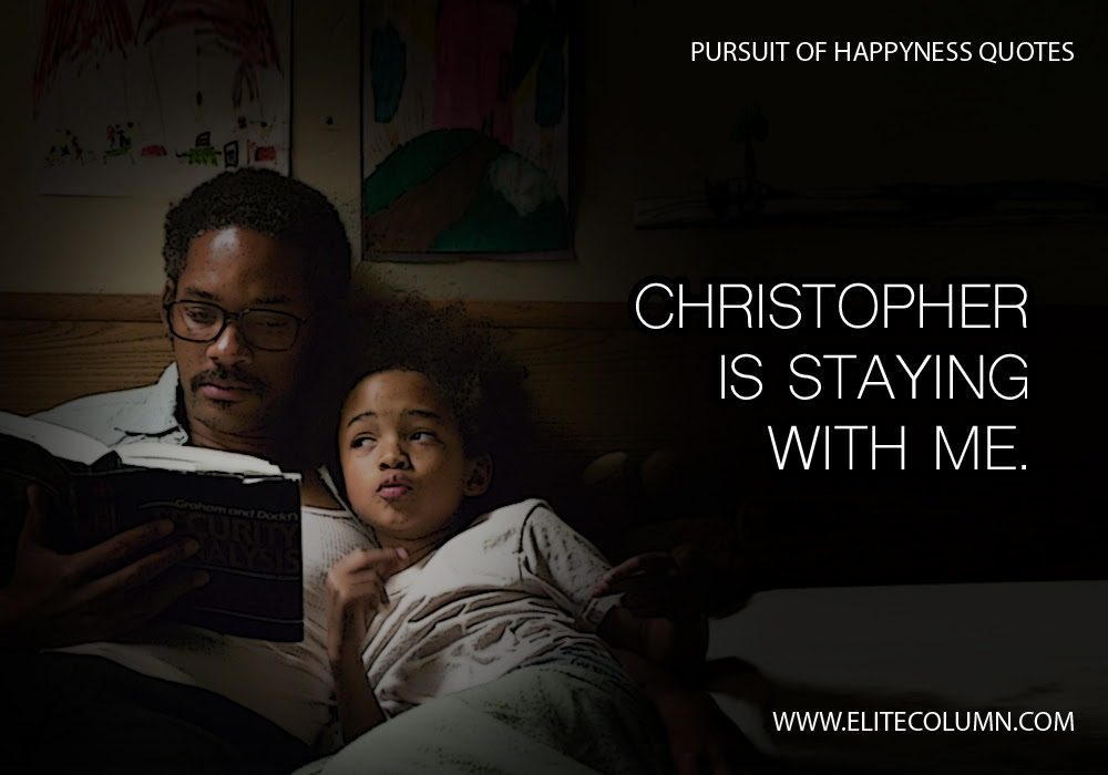 Pursuit Of Happyness Quotes 8 Elitecolumn