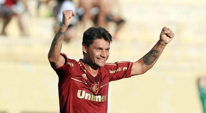 Rafael Sobis Fluminense (Foto: Ricardo Ayres / Photocamera)