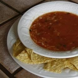 Soups Stews And Chili – Easy Tortilla Soup