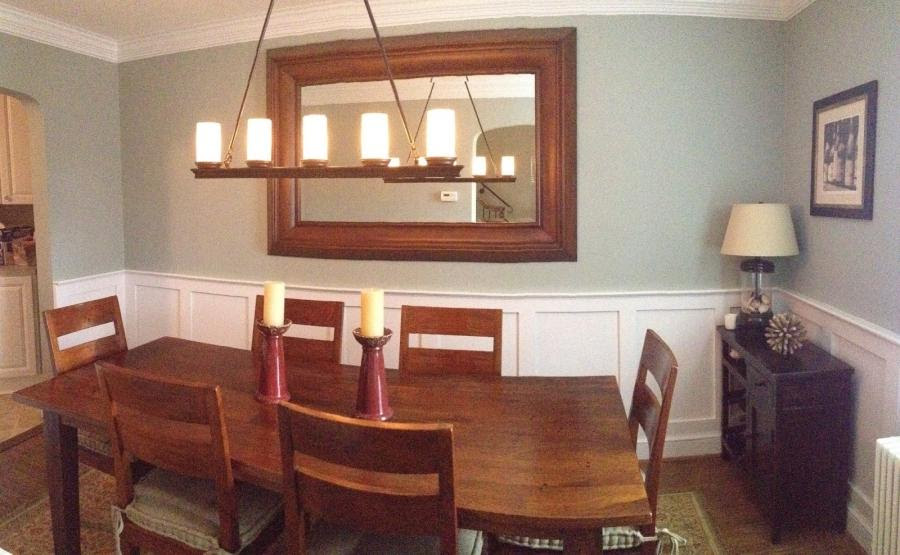 Rooms with chair rail photos