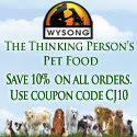 Save 10% off your order at Wysong with code CJ10