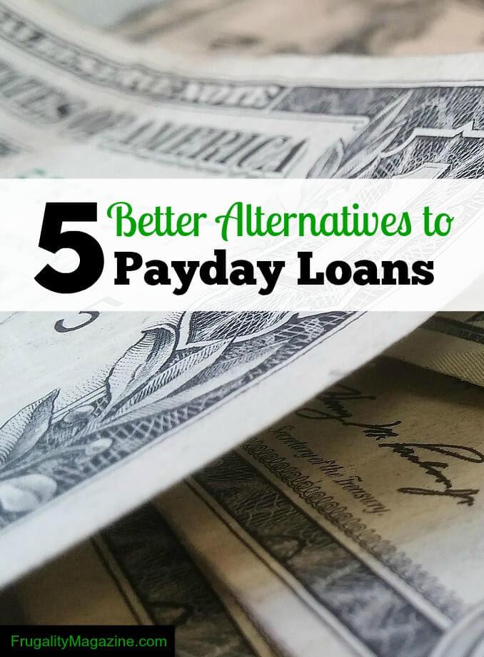 payday loan alternatives 2