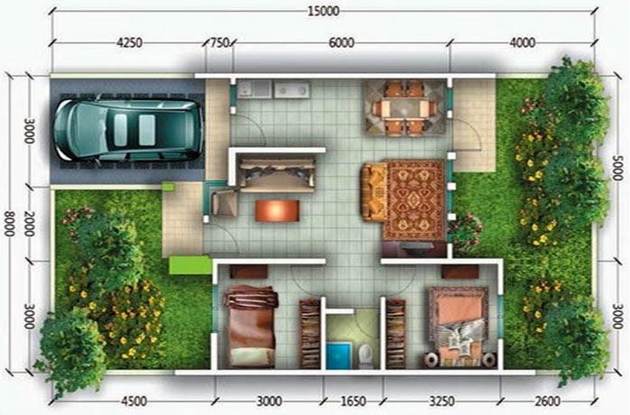 77 Koleksi Gambar Rumah Lantai 2 Kamar 3 Terbaik