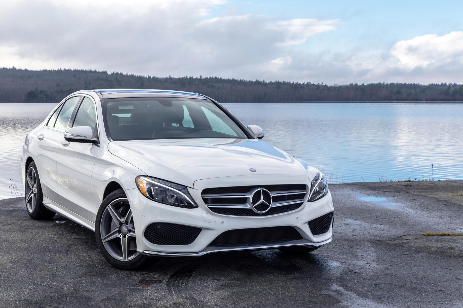 2015 Mercedes-Benz C 400 4MATIC - Autos.ca
