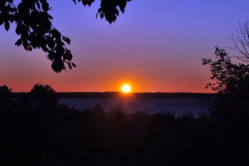 Penobscot Bay Sunrise