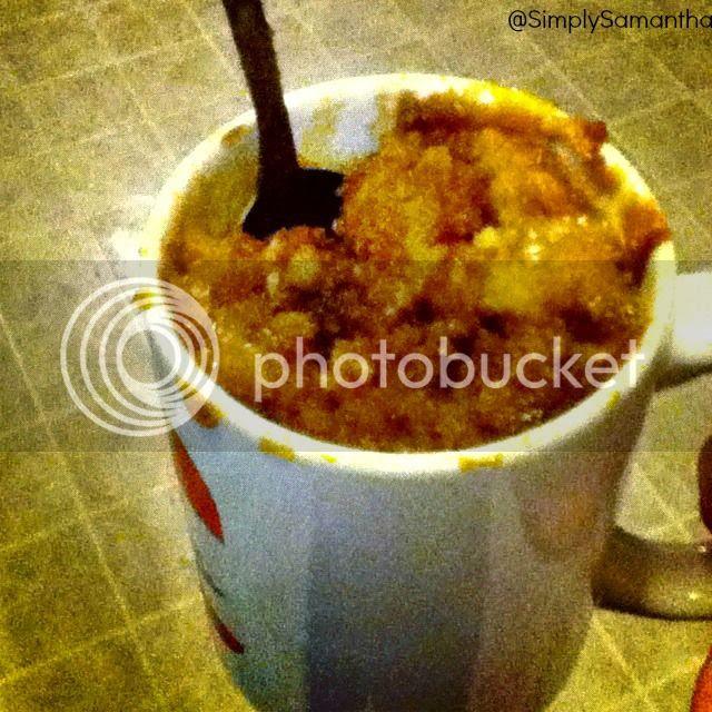 Gluten Free Mini Cake in a Cup