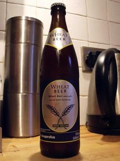Co-op, Wheat Beer, England