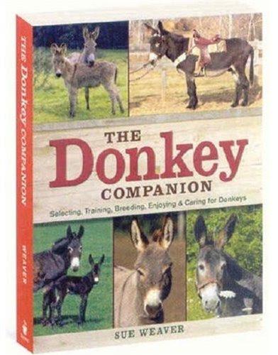 Donkey Care Book The Donkey Companion Enjoying
