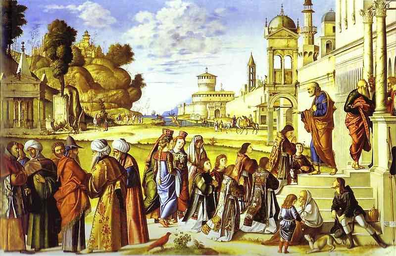 http://es.wahooart.com/Art.nsf/O/6E3TKV/$File/Vittore+Carpaccio+-+The+Ordination+of+St+Stephen+as+Deacon+.JPG